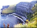 R0492 : Cliffs of Moher [11] by Michael Dibb