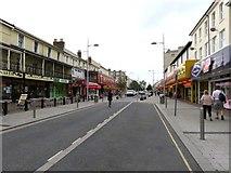 TM1714 : Pier Avenue in Clacton by Steve Daniels