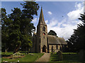 SE4464 : Church of St Mary, Lower Dunsforth by Stephen Craven