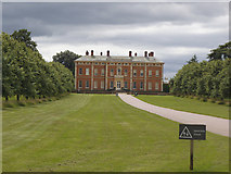 SE5158 : Beningbrough Hall by Stephen Craven