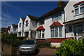TQ2388 : Houses on Brent Street, Hendon by Christopher Hilton