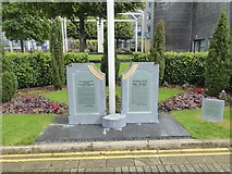 R5757 : 1916 Memorial Garden, Limerick by Oliver Dixon