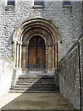 R5757 : West Door, St Mary's Cathedral by Oliver Dixon