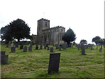 SK4023 : The Church of St Mary and St Hardulph by Graham Hogg