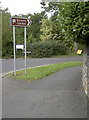 ST5675 : This way to the Uni gardens by Neil Owen