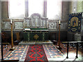 SE9755 : St Mary, Kirkburn - sanctuary by Stephen Craven