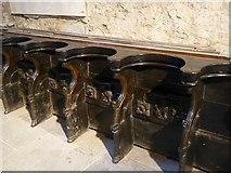 R5757 : Misericords in St Mary's Cathedral by Oliver Dixon
