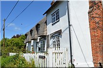 TL5136 : Wendens Hill Cottages by N Chadwick