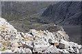 NN1571 : Pinnacle Arete and Coire na Ciste by Doug Lee