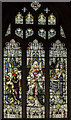 TF2522 : Harvey Memorial Window, Ss Mary & Nicholas church, Spalding by Julian P Guffogg