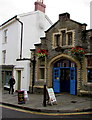 SO2800 : Western entrance to Pontypool Indoor Market by Jaggery