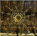 TF2522 : Chandelier, Ss Mary & Nicholas church, Spalding by J.Hannan-Briggs
