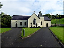 H6059 : St Malachy's RC Church, Greenhill Demesne by Kenneth  Allen