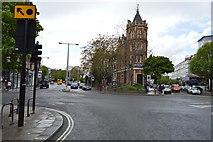 TQ2581 : Pembridge Villas and Westbourne Grove by N Chadwick