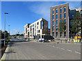 TL4259 : On Eddington Avenue by John Sutton