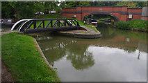 SP6989 : Bridges, Foxton Junction by Ian Taylor
