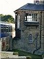 SE3457 : Knaresborough Signal Box by Alan Murray-Rust