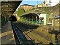 SE3457 : Knaresborough Station by Alan Murray-Rust