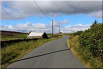 SE0328 : Castle Carr Road (2) by Chris Heaton