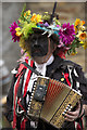 SE2045 : Squeezebox Player, Otley Folk Festival by Mark Anderson