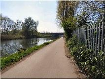 SJ7993 : Bridgewater Canal by Gerald England