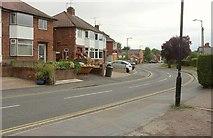 SP0957 : School Road, Alcester by Derek Harper