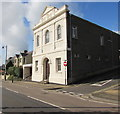 SM9005 : Grade II listed building on a Milford Haven corner by Jaggery
