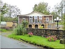 SJ2060 : Former Youth Hostel at Maeshafn by Oliver Dixon
