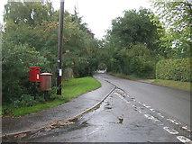 TG1613 : Taverham Road by JThomas
