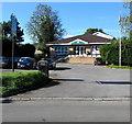 ST0781 : Creigiau Golf Club clubhouse, Creigiau by Jaggery