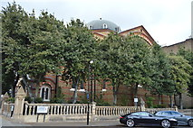TQ2580 : Greek Orthodox Cathedral of St Sophia by N Chadwick