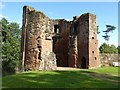 SP2772 : Lunn's Tower, Kenilworth Castle by Philip Halling