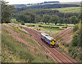 NY7263 : 156508 approaching Whitchester Tunnel - September 2017 by The Carlisle Kid