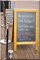 SJ6552 : Random act of kindness - Nantwich Bookshop by Stephen McKay