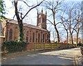 SJ7994 : St Matthew's, Stretford by Gerald England