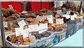 TL4458 : Market stall by Bob Harvey