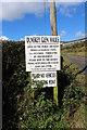 NX0055 : Dunskey Glen Walks by Billy McCrorie