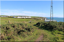 NW9954 : Southern Upland Way approaching Portpatrick by Billy McCrorie