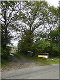 SX5695 : Organic farm at Hilltown by David Smith