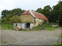 SS5401 : Barn at Medland by David Smith