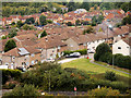 SK4670 : Bolsover (a View from The Castle) by David Dixon