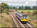 NY9863 : 142071 approaching Dilston bridge - September 2017 by The Carlisle Kid