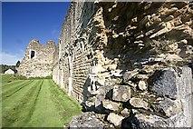 SE7365 : Kirkham Priory, West Range by Paul Harrop