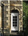 ST5874 : Doorway, Redland Road by Derek Harper