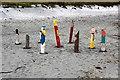 HP6102 : Echoes of Unstfest on Easting beach : Week 39 winner