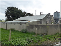 H4174 : Farm buildings along Millbrae Road, Mullagharn (Young) by Kenneth  Allen