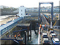 SC3875 : Docking at Douglas, Isle of Man by Robin Drayton