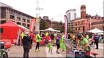 SE2934 : HSBC City Ride 2017, Leeds - Millennium Square by Stephen Craven
