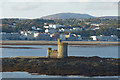 SC3875 : St Mary's Isle and Douglas seafront by Robin Drayton