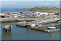 SD4060 : Heysham Port by Robin Drayton